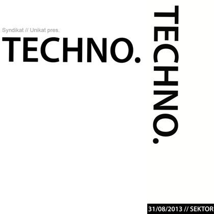 Syndikat // Unikat pres. Techno Vol. VI