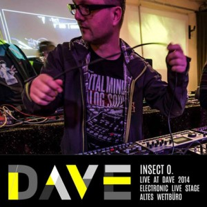Insect-O. Live At DAVE 2014