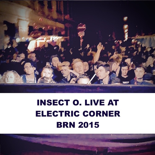 Insect O. live at Electric Corner - BRN 2015