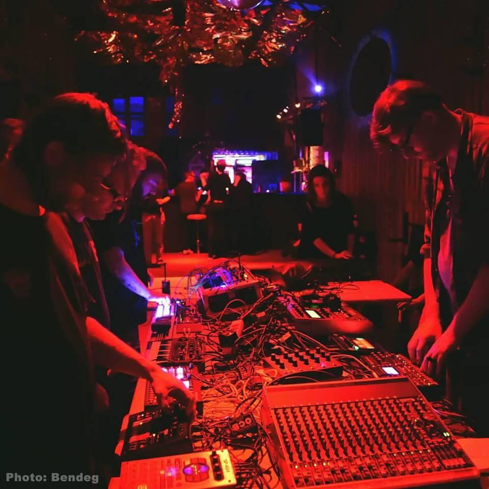 Hardware Live Jam At Krake Festival 2017