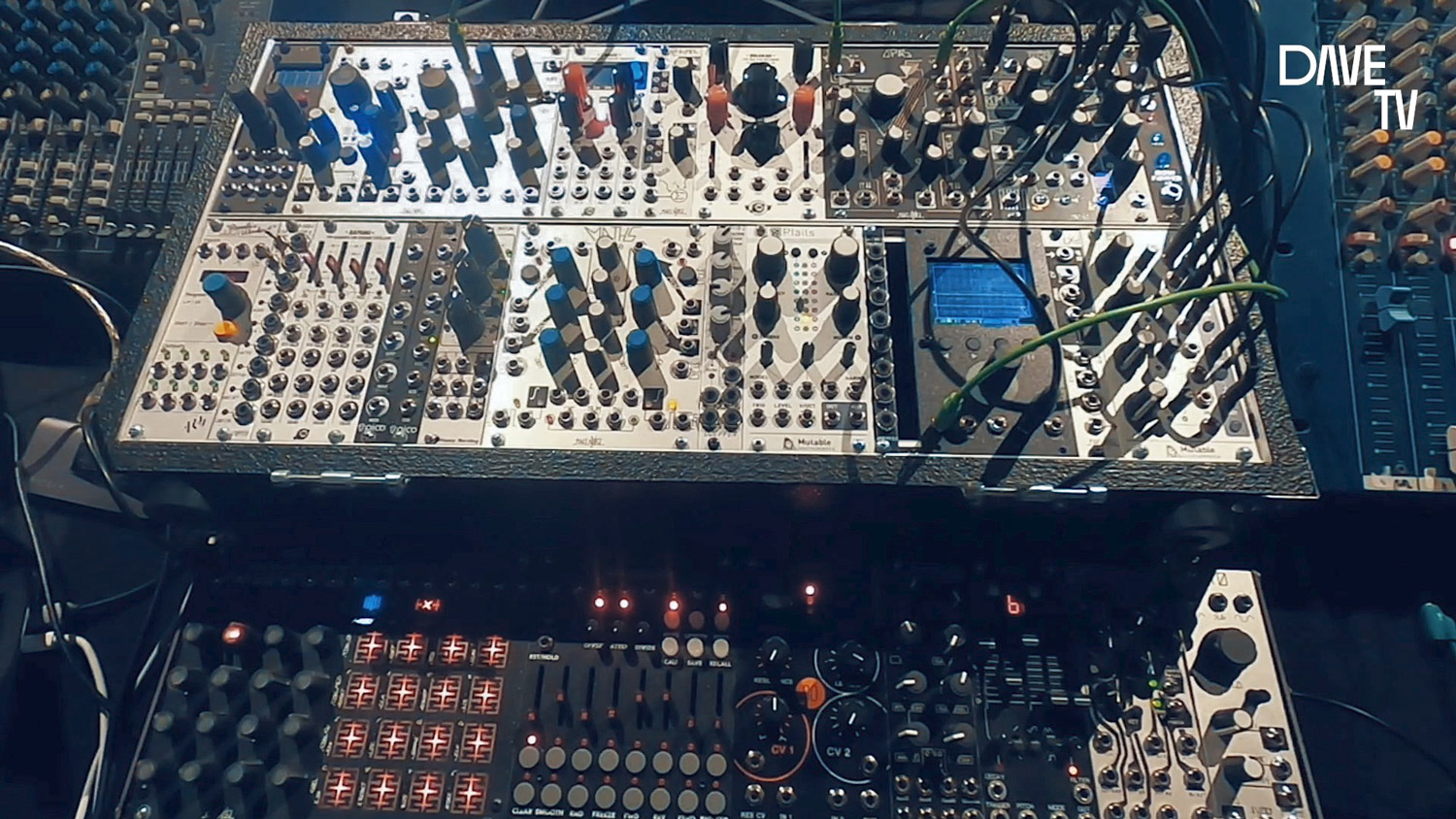 DAVE Workshop Modular Synthesizer